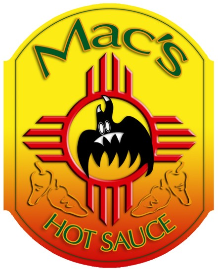 Mac's Hot Sauce Original Logo